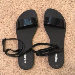 Old Navy gel sandals